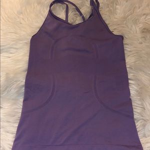 Lululemon Swifty Tank size 4